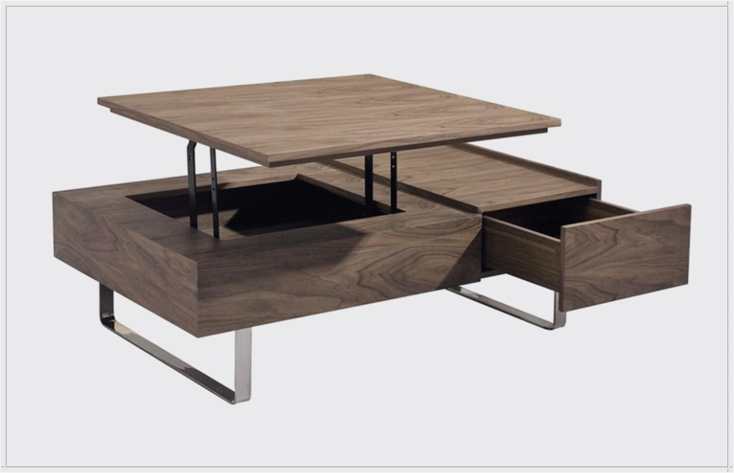 Table Basse Rouge Conforama