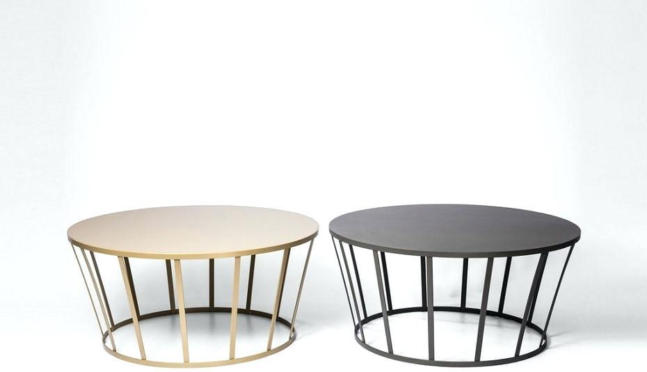 Petite table basse ronde jardin - Boutique-gain-de-place.fr