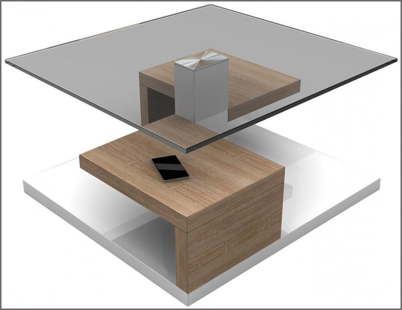 Table Basse En Verre Design Italien.Table Basse Ronde Design Italien Boutique Gain De Place Fr