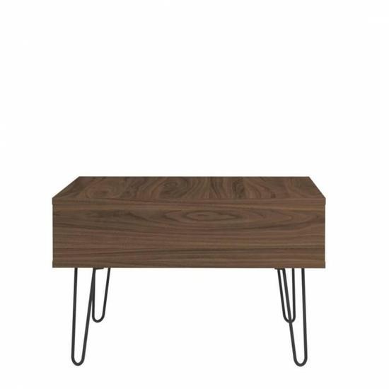Boutique Basse Gain Scandinave Noyer Table De clFTK1J3
