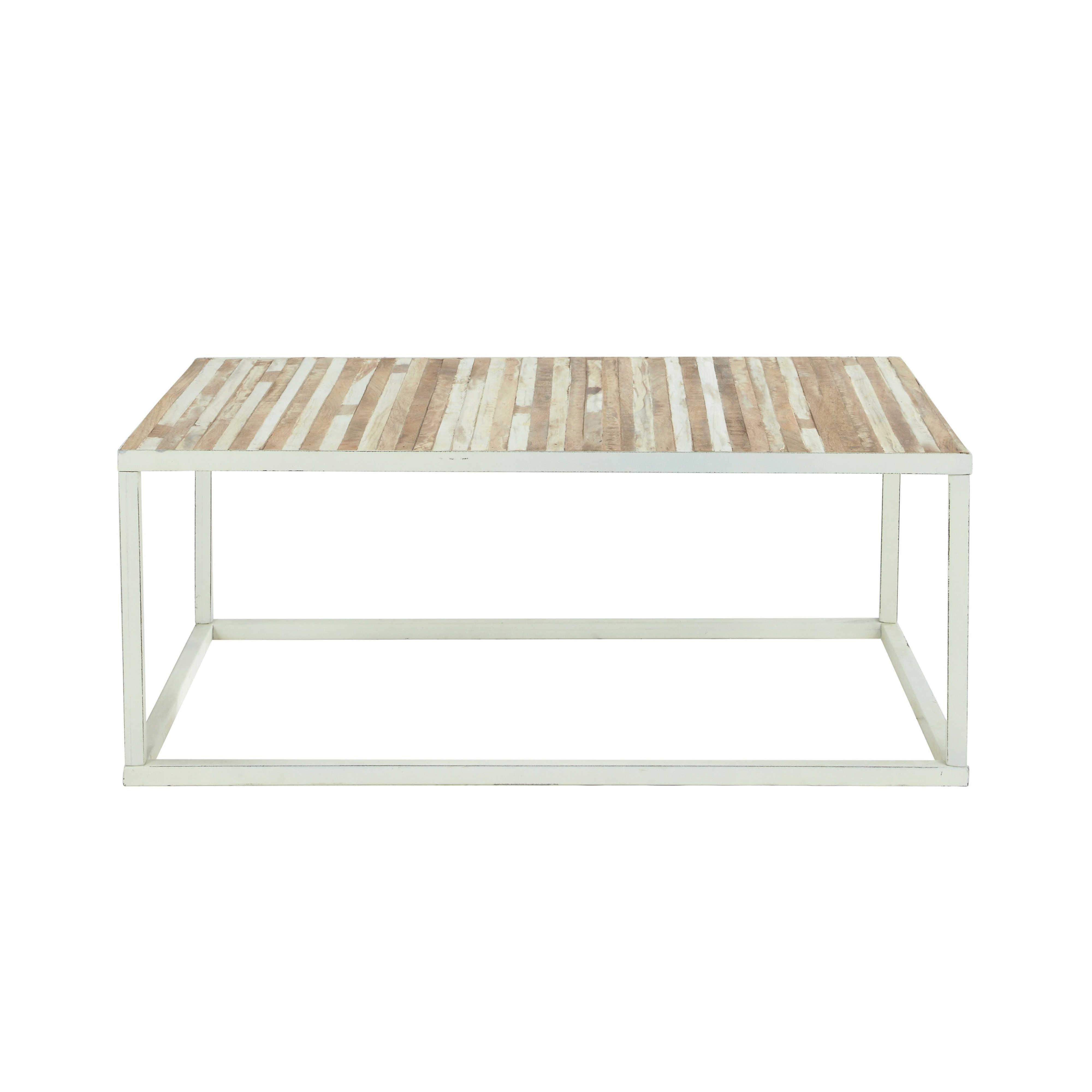 Maison du monde table basse palette   Boutique gain de place.fr