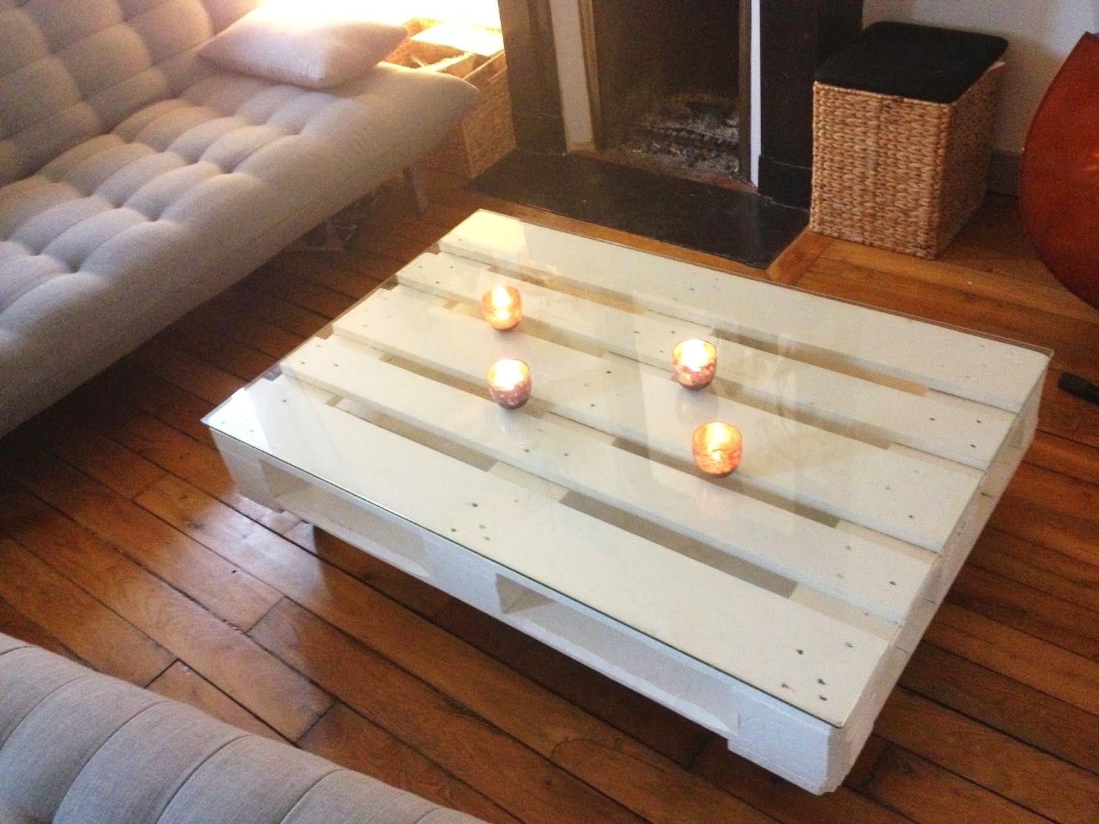 diy table basse palette boutique gain de. Black Bedroom Furniture Sets. Home Design Ideas