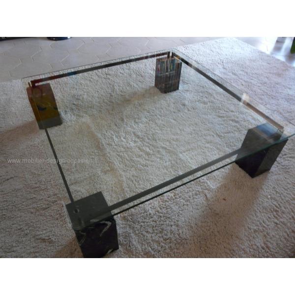 Table Basse Verre Design Roche Bobois Boutique Gain De