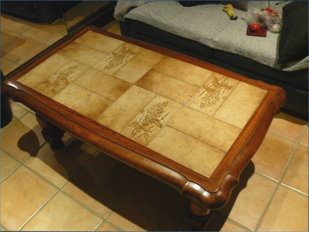Comment Renover Une Table Basse En Bois Boutique Gain De