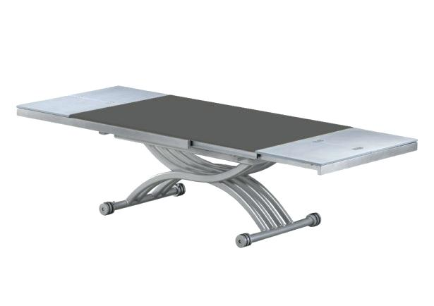 Table Basse Relevable Extensible Ikea.Table Basse Relevable Extensible Wengue Mathis Boutique