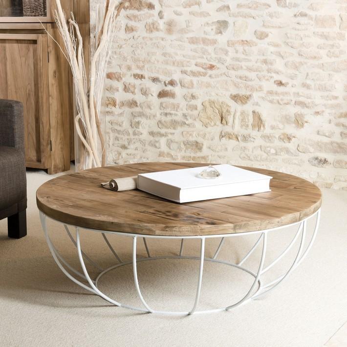 Table Basse Blanche Ikea Boutique Gain De Place Fr