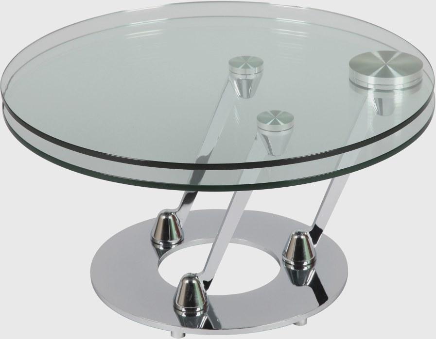 Boutique De Verre Table Basse Ronde Modulable Gain 0O8nPwkX