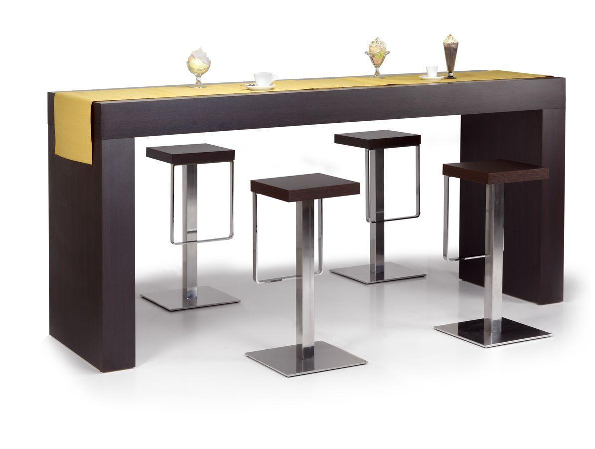 table haute de cuisine avec tabouret boutique gain de. Black Bedroom Furniture Sets. Home Design Ideas