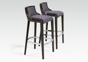 tabouret bar assise bois boutique gain de. Black Bedroom Furniture Sets. Home Design Ideas