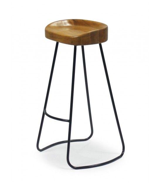 casa tabouret bar boutique gain de. Black Bedroom Furniture Sets. Home Design Ideas