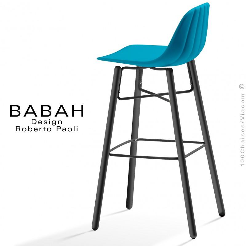Tabouret Turquoise Gain De Boutique Bar UpzqSMV