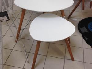 Table Basse Ronde Centrakor Boutique Gain De Place Fr