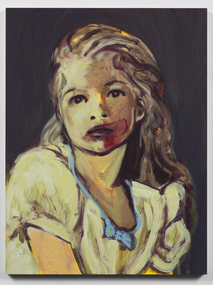 Claire tabouret artiste