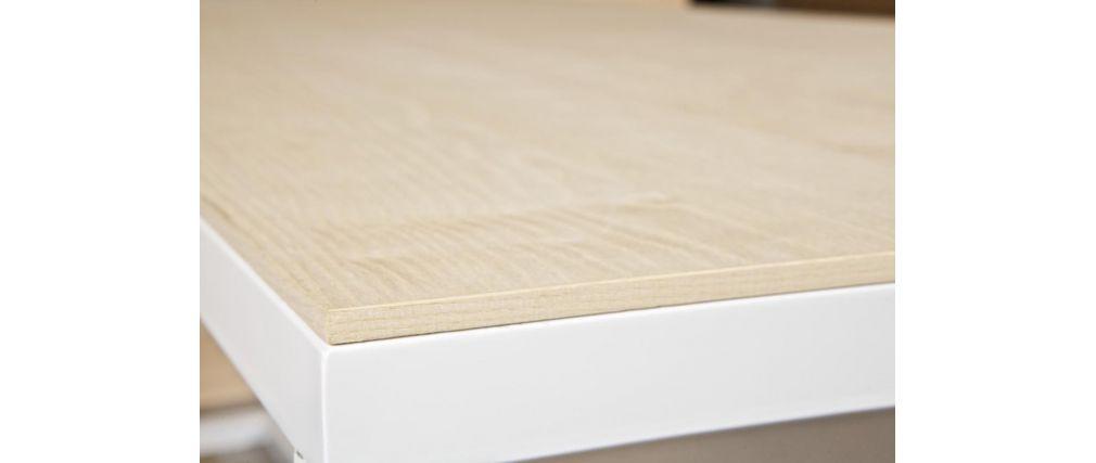 Table basse 50x50 bois